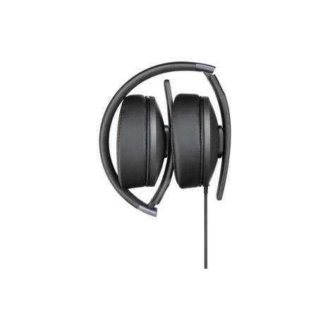 Casque Audio Noir Hd 420s Jack 35 Mm Micro Télécommande Intégrée