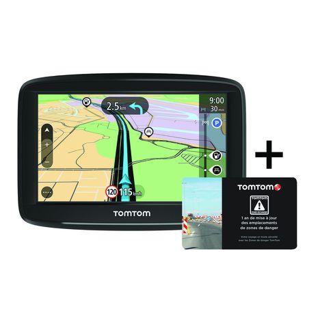 TOMTOM Start 42 - Europe 48 Pays + 1 an zone de danger - GPS voiture