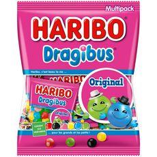 Haribo HARIBO Dragibus bonbons en mini sachet