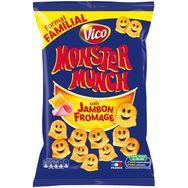 Monster Munch jambon et fromage 135g