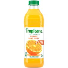 Tropicana pure premium jus orange sans pulpe 1l