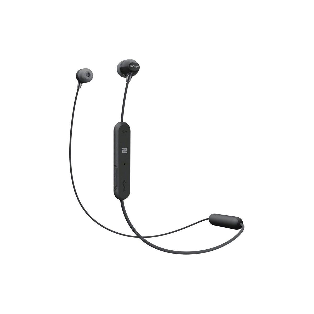 WIC 300 - Noir - Écouteurs