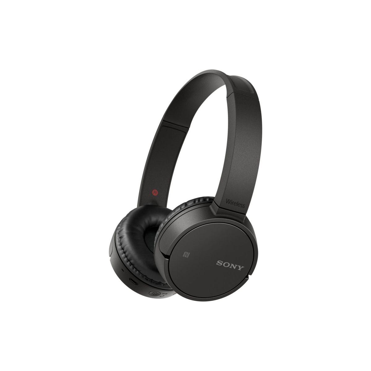 Casque audio - Bluetooth 4.2 - 20h d'autonomie - WH-CH500