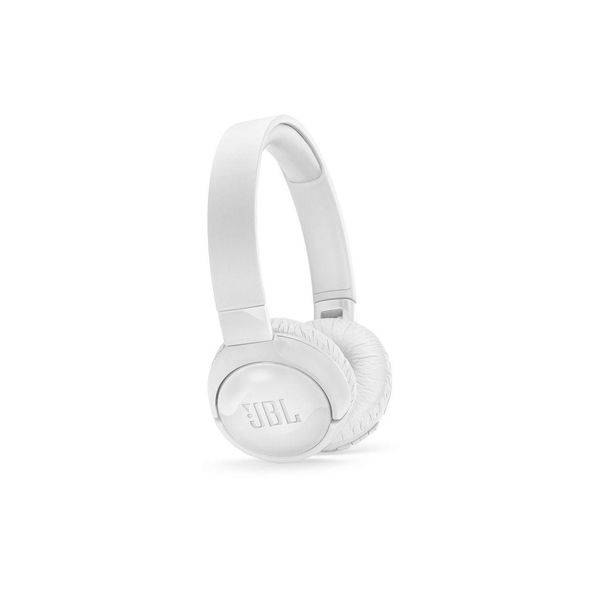 Casque Audio supra-auriculaire - Bluetooth 4.2 et Jack 3.5mm - jusqu'à 22h d'autonomie - T600 BT NC