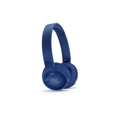 JBL Casque audio Bluetooth - Bleu - Tune 600BTNC
