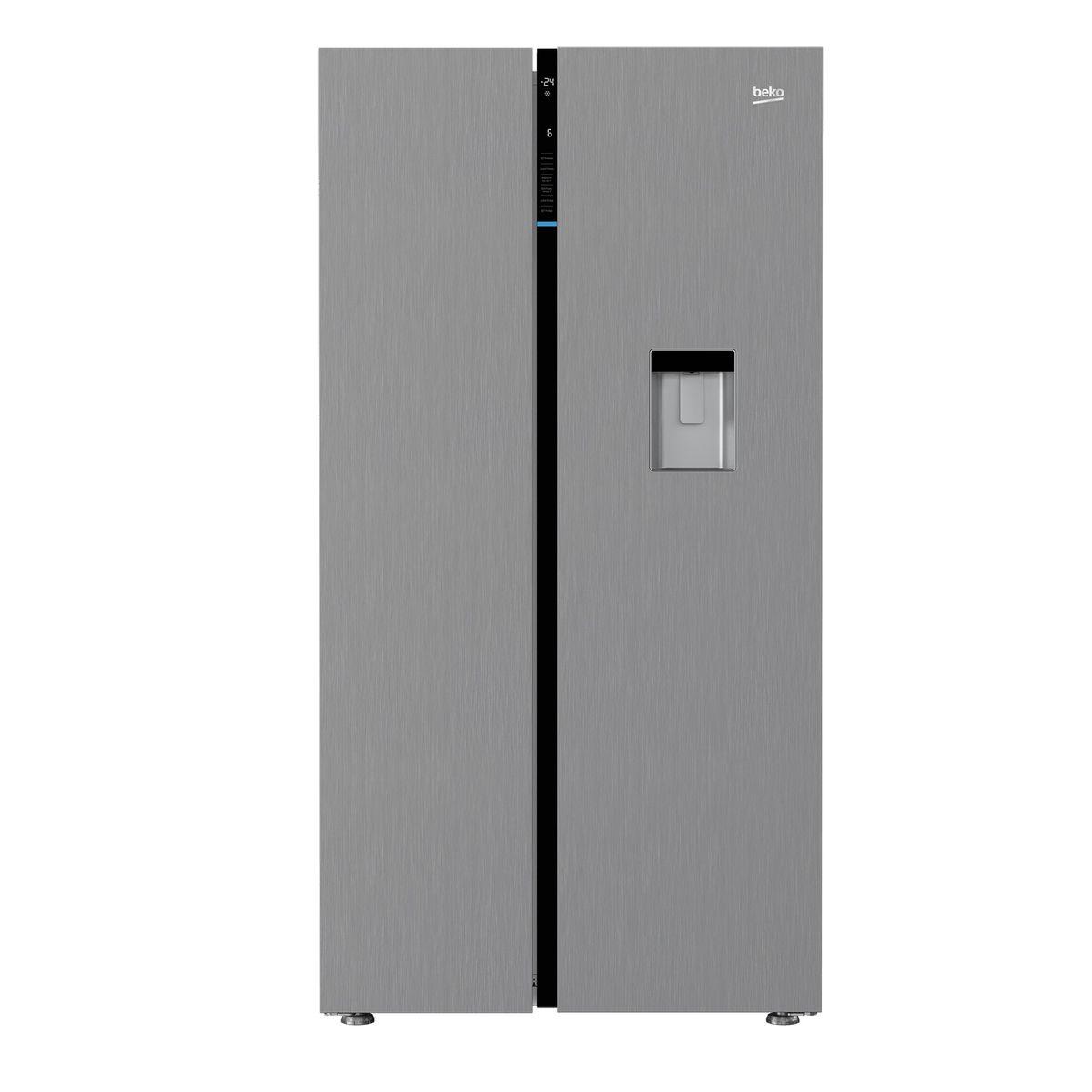 Réfrigérateur américain GN163131ZIE - 554 L, Froid Ventilé