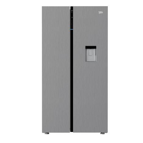 BEKO Réfrigérateur américain GN163131ZIE - 554 L, Froid Ventilé