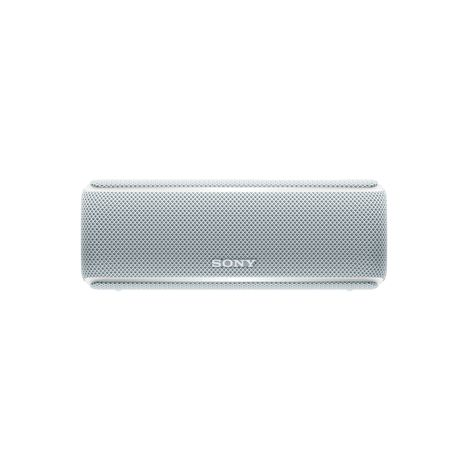 SONY Enceinte portable Bluetooth - Blanc - SRS-XB21