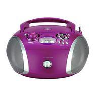 GRUNDIG Radio CD - Violet - RCD1445