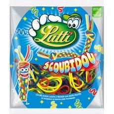 LUTTI Lutti Scoubidou bonbons gélifiés aux fruits 200g 200g