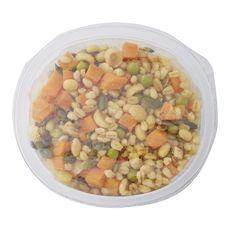 AUCHAN Le Traiteur salade de blé aux  légumes bio 280g
