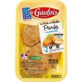 Le Gaulois Le Gaulois panés de poulet x2 - 200g