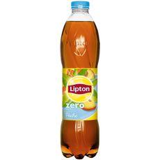 Lipton ice tea zéro pêche 1,5l