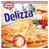 Dr. Oetker Delizza aux 4 fromages 555g