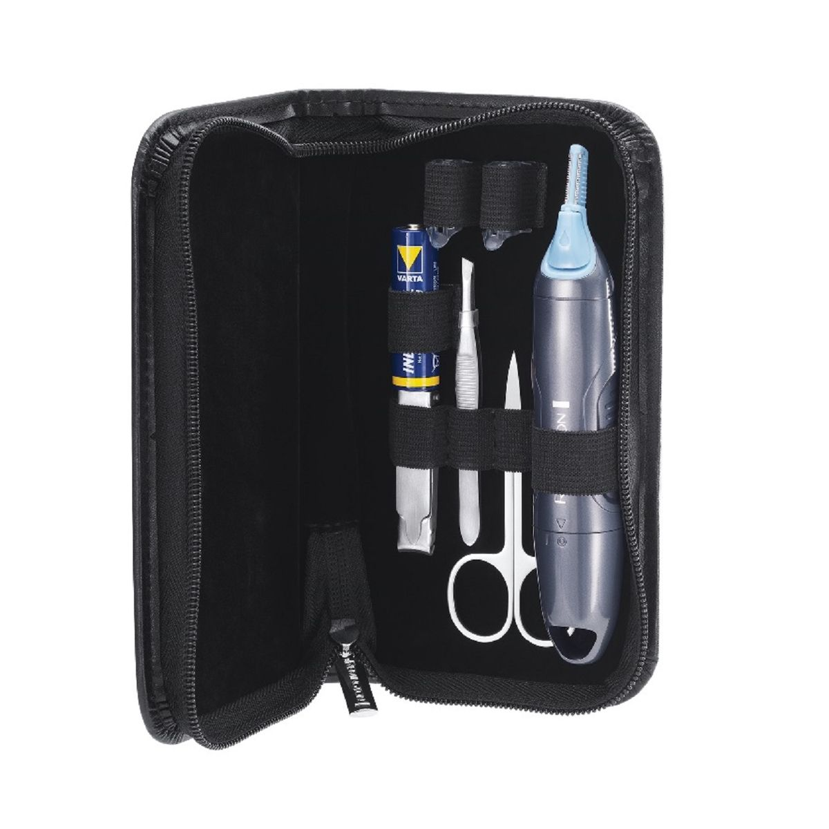 Kit tondeuse nez & oreilles + accessoires NE3455 Nano Series Groom Essentials