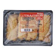 Le Traiteur nem au crabe 4x65g +sauce -290g