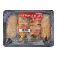 Le Traiteur nem de porc 4x65g +sauce 290g