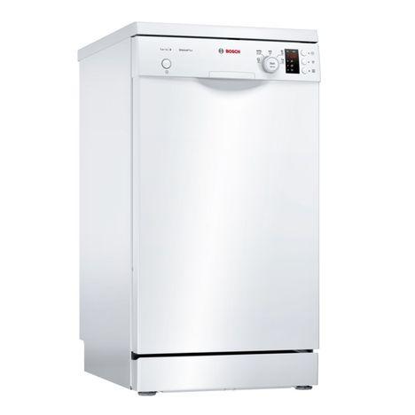 BOSCH Lave-vaisselle Pose libre SPS25CW04E - 9 Couverts, 45 cm, 46 dB, 5 Programmes