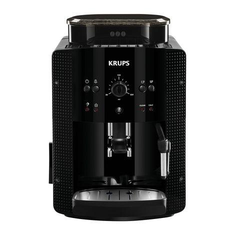 KRUPS Expresso Broyeur à grains Essential YY3957FD