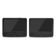 Qilive Lecteur Dvd Portable Double écran Q1753