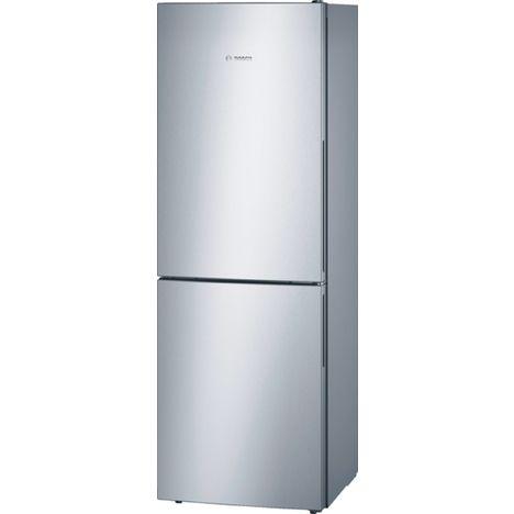 BOSCH Réfrigérateur combiné KGV33VL31S, 286 l, Froid Statique à dégivrage facilité Low Frost