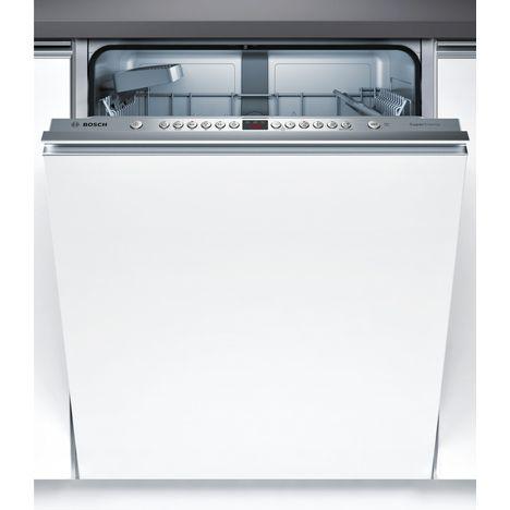 BOSCH Lave-vaisselle full encastrable SMV46IX03E - 13 Couverts, 60 cm, 44 dB, 6 Programmes