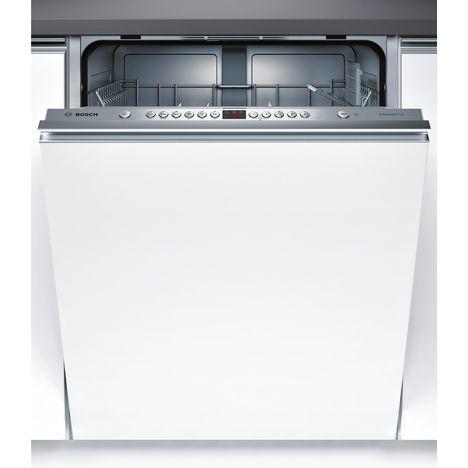 BOSCH Lave-vaisselle full encastrable SMV46AX01E - 12 Couverts, 60 cm, 46 dB, 6 Programmes