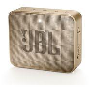 JBL Mini enceinte portable Bluetooth étanche - Champagne - GO 2