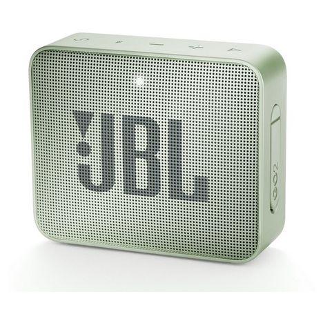JBL Mini enceinte portable Bluetooth étanche - Menthe - GO 2