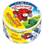 La Vache qui rit Fromage fondu la boite de 32 portions - 535 g