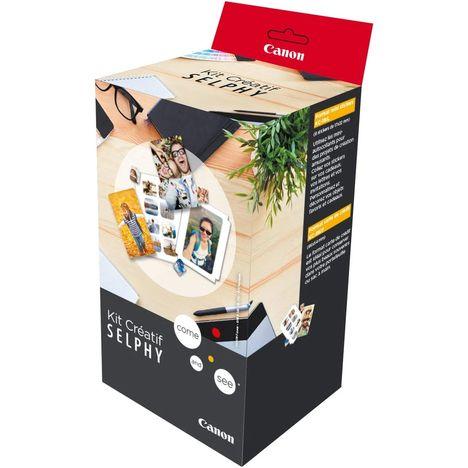 CANON Kit créatif Selphy - Cartouche d'encre