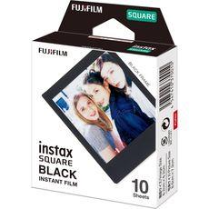 FUJIFILM Papier photo instantané - Instax mini - Cadre noir