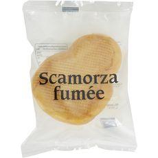 Scamorza fromage fumé au bois de hêtre traditionnelle 250g 250g