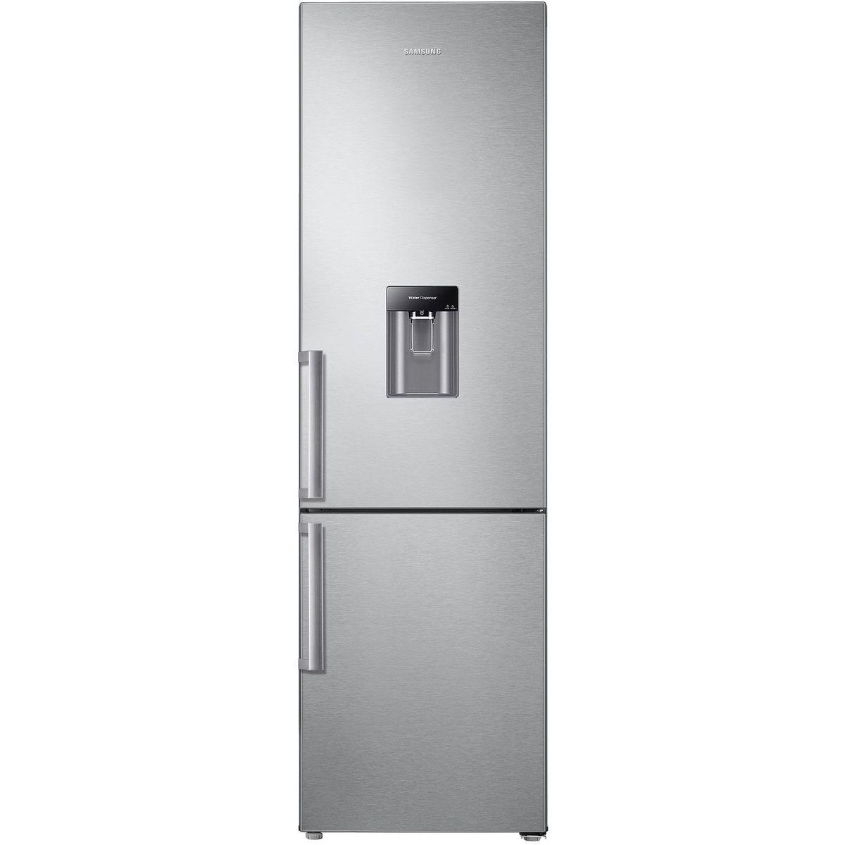 Réfrigérateur combiné RB37J5700SA, 360 L, Froid ventilé