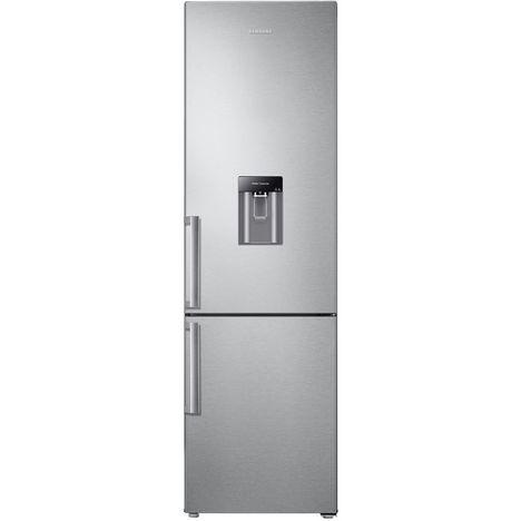 SAMSUNG Réfrigérateur combiné RB37J5700SA, 360 L, Froid ventilé
