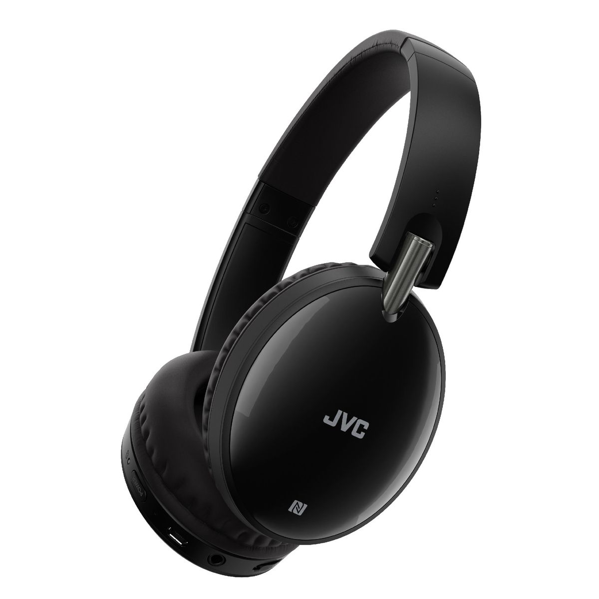 Casque audio circumaural sans fil - HA-S70BT-B - Noir