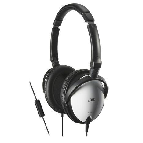 JVC Casque audio filaire - Blanc - HA-SR625