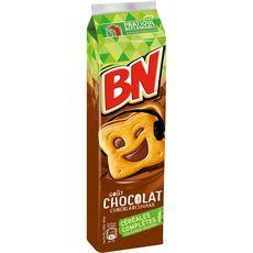 BN Biscuits fourrés goût chocolat 295g