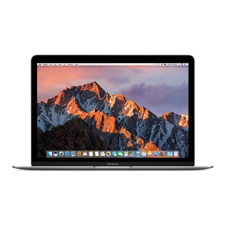 APPLE Ordinateur portable Macbook MNYF2FN/A - Gris sidéral