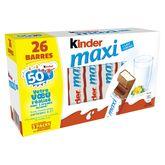 Kinder maxi x26 -546g