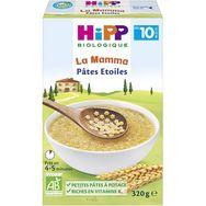 Hipp bio pâtes étoile boîte 320g dès 10mois