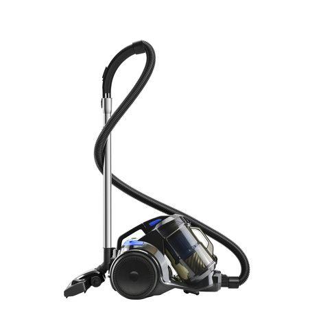 QILIVE Aspirateur traîneau avec sac Q.5224, Capacité 3L, 69dB, 600W