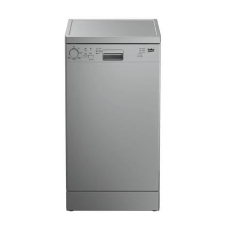 meilleure sélection d9f08 be299 BEKO Lave vaisselle pose libre DFS05011S