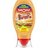 Amora sauce burger 448g offre saisonnière