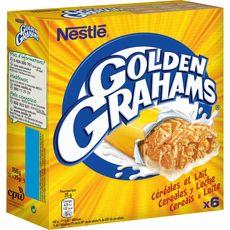 Golden Grahams barres 6x25g