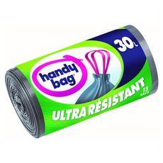 Handy Bag sac ultra résistant poignées coulissantes 30l x15