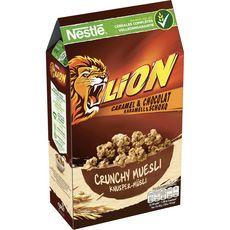 NESTLE Nestlé lion crunchy muesli 420g