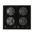 ROSIERES Table de cuisson à gaz RTV640FPN, 59.5 cm, 4 Foyers
