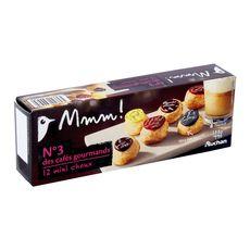 Mmm! mini choux x12 -144g