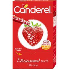 Canderel CANDEREL Sticks d'édulcorants au sucralose